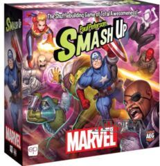 Smash Up: Marvel (stand alone)