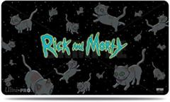 Rick and Morty - A Rickle in Time Tabletop Gaming Playmat & Storage Tube