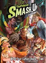 Smash Up: World Tour - Culture Shock Expansion