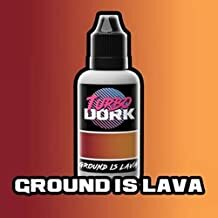 Ground is Lava Colorshift Paint