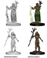 Nolzur's Marvelous Unpainted Miniatures - Human Female Druid
