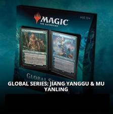 Global Series Jiang Yanggu & Mu Yanling