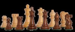 Classic Series Chess Set in Sheesham - 3.75