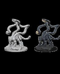 Nolzur's Marvelous Unpainted Miniatures - Displacer Beast