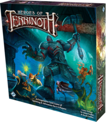 Heroes of Terrinoth (PreOrder)