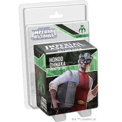 Hondo Ohnaka Villain Pack (Special order)