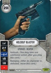 Holdout Blaster (Sold with matching Die)