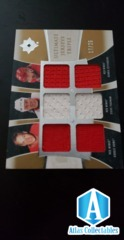UD Ultimate Collection Howe Yzerman Zetterburg /25 uj3-yzh