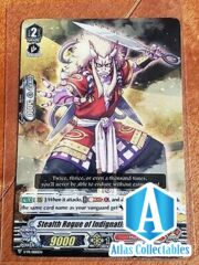 Stealth Rogue of Indignation, Meomaru - V-PR/0100EN - PR