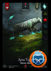 Ajna Tiger - Full Art