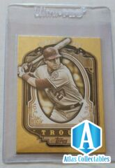 2012 Topps Rare Gold Rush Mike Trout RC Wrapper Redemption
