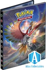 Ultra Pro 4-Pocket Portfolio Pokemon Sun Moon Ho-Oh
