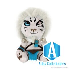 Magic the Gathering MTG : Ajani Phunny by Kidrobot Plushie Stuffy