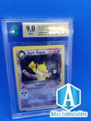 Pokemon Team Rocket Dark Hypno 9/82 - MNT 9 (like psa) GRADED