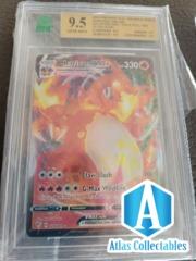 Charizard Vmax 20/189 Darkness Ablaze Holo - MNT 9.5 (like psa)