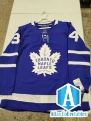 Austin Matthews NHL Store Official New Adidas Jersey Large