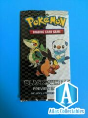 Factory Sealed Unopened Booster Black & White Preview Pack