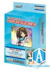 The Melancholy of Suzumiya Haruhi Trial Deck