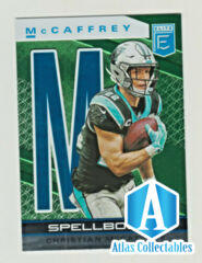 2020 Donruss Elite SPELLBOUND RETAIL GREEN