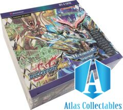 Ace Climax Booster Vol. 3: Ultimate Unite - Booster Box (30 Packs)