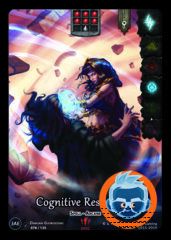 Cognitive Restriction - Full Art