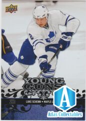 2008-09 Upper Deck Young Guns Rookie #248 Luke Schenn YG