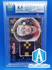 2020 Donruss Chase Young Rookie Sweaters Holiday RC SW-CY MNT 8.5 (like PSA)