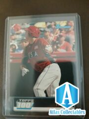 ANGELS MIKE TROUT 2011 BOWMAN TOPPS SCOUTS TOP 100 PROSPECTS ROOKIE TP9