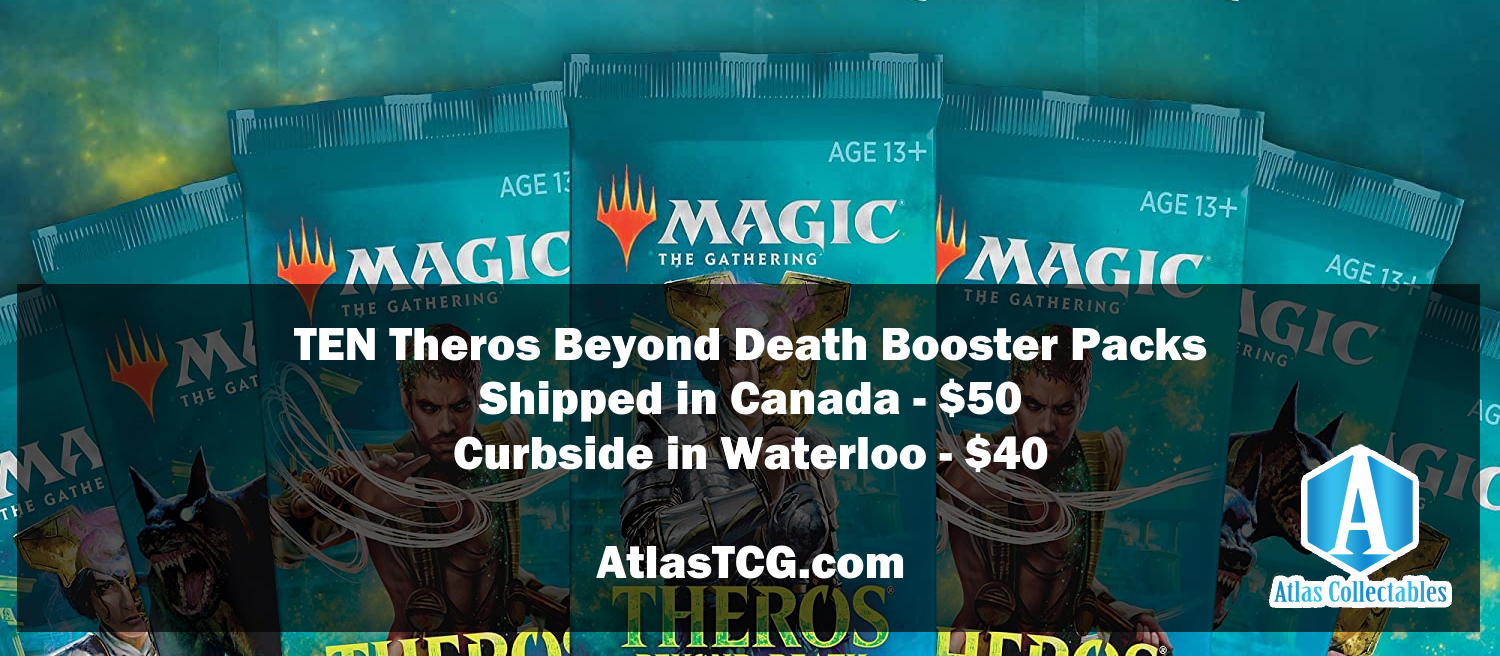 10x Theros Beyond Death Special