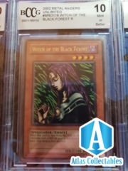 WITCH OF THE BLACK FOREST- MRD-116 BCCG Graded 10 Mint