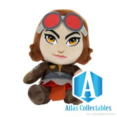 Magic the Gathering MTG : Chandra Phunny by Kidrobot Plushie Stuffy