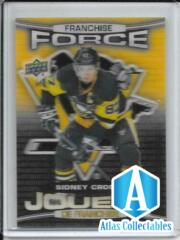 16-17 Upper Deck Tim Hortons Sidney Crosby Franchise Force # FF-8
