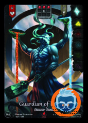 Guardian of Balance - Full Art