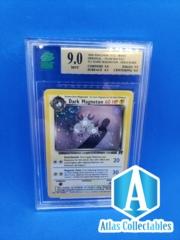 Pokemon Team Rocket Dark Magneton 11/82 - MNT 9 (like PSA)