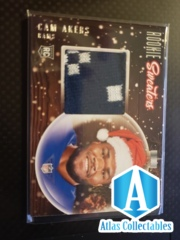 2020 Donruss Cam Akers Rookie Sweaters Card #SW-CA - Los Angeles Rams