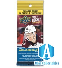 Upper Deck Hockey - Extended Series 2020-21 Fat Pack