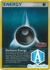 Darkness Energy - 87/108 - Reverse Holo