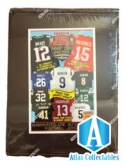 2020 Tristar Hidden Treasures Game Day Greats Series 3 Auto Jersey Football Box
