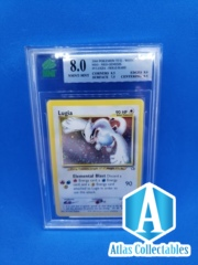 Lugia 9/111 Neo Genesis Set Pokemon Card MNT 8.0 - (like PSA)