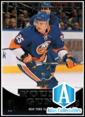 2010-11 Upper Deck #482 Nino Niederreiter YG RC Young Guns Rookie