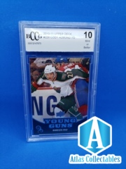 2010-11 Upper Deck Young Guns #226 Cody Almond - GRADED BCCG 10