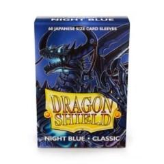 Dragon Shield 60 Count - Night Blue Classic