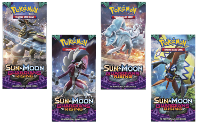 Pokemon Sun /& Moon Guardians Rising Booster Box Sealed!