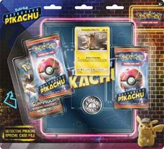 Detective Pikachu Special Case File - Blister