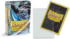 Dragon Shield Sleeves: Mini Clear Matte - 60 Count