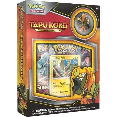 Pokemon Tapu Koko Pin Box