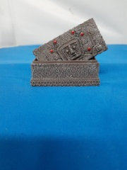 Stone Sarcophagus from Wizkids 4D Settings Jungle Shrine