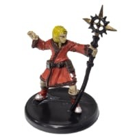 Apprentice Wizard (Red Robe)  #08a Dragon Heist D&D Miniature