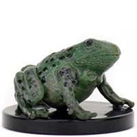 GIANT FROG Kingmaker Pathfinder miniatures