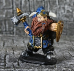 Dwarf Warrior Legendary Encounters